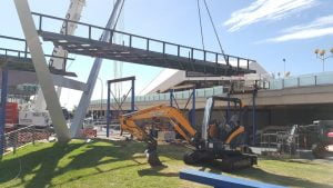 Adelaide Festival Centre Precinct Upgrade Early Works – Demolition