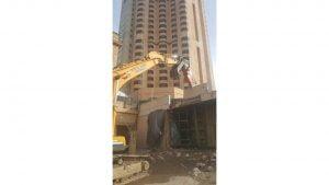 Adelaide Festival Centre Precinct Upgrade Early Works – Demolition 3